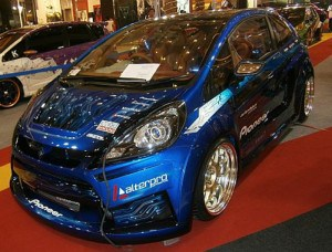 Modifikasi Honda Jazz Terbaru - The King
