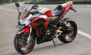 Top modifikasi motor honda cbr 150r