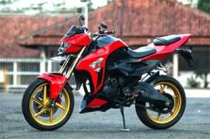 Top motor modifikasi megapro