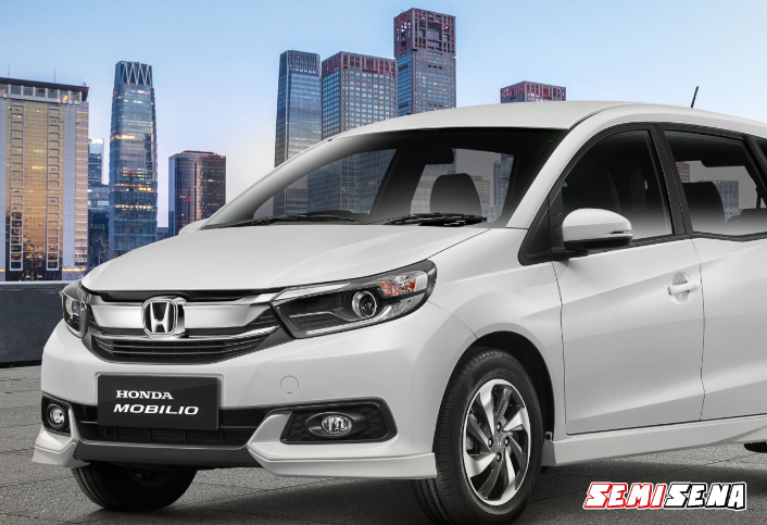 Review Honda Mobilio