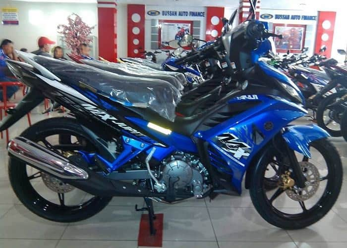 Yamaha Jupiter MX 2014