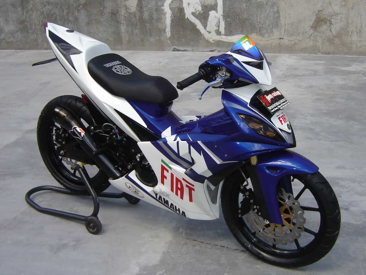 gambar modifikasi jupiter mx