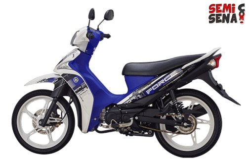 motor yamaha force