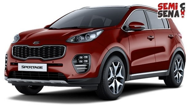 Review Kia Sportage