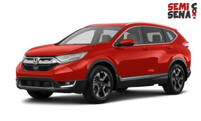 Review Honda CR-V