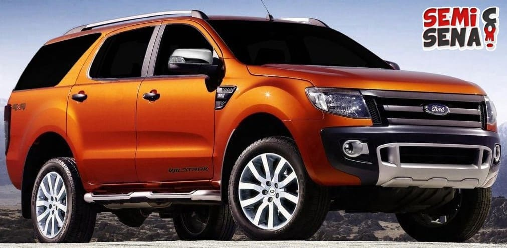 ford everest terbaru