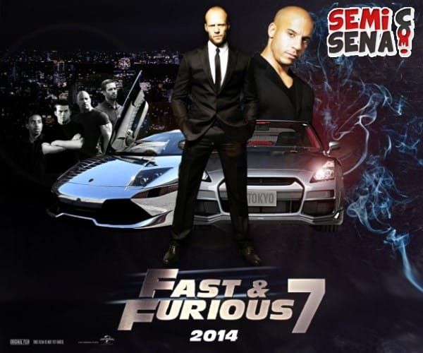Fast andFurious 7