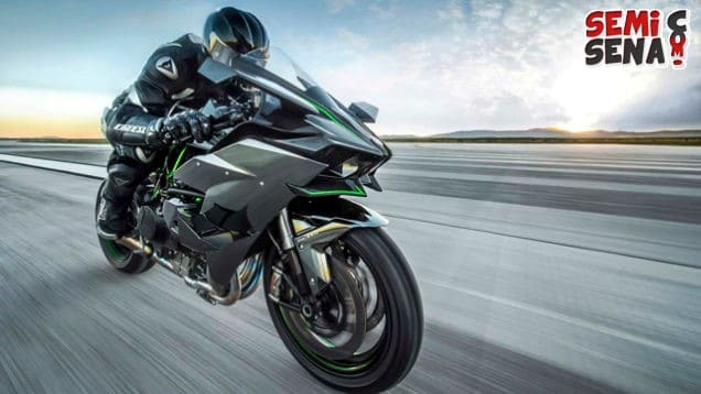 Monster Kawasaki di Indonesia Laris Manis