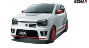 Suzuki Alto RS Turbo Kini Makin Gahar!