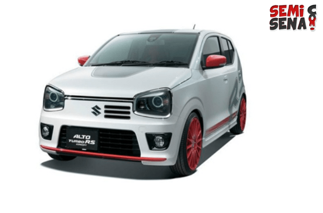 Suzuki Alto RS Turbo Kini Makin Gahar
