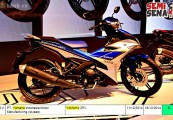 TPT New Yamaha Jupiter MX King 150 Selesai