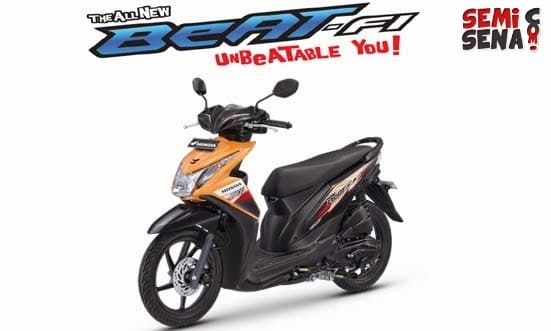 The New Honda Beat