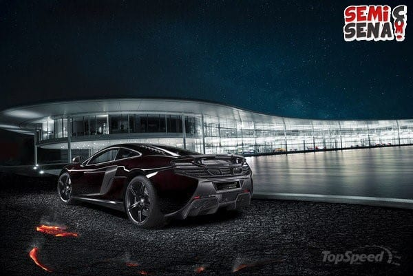 mclaren 650s limited edition diluncurkan