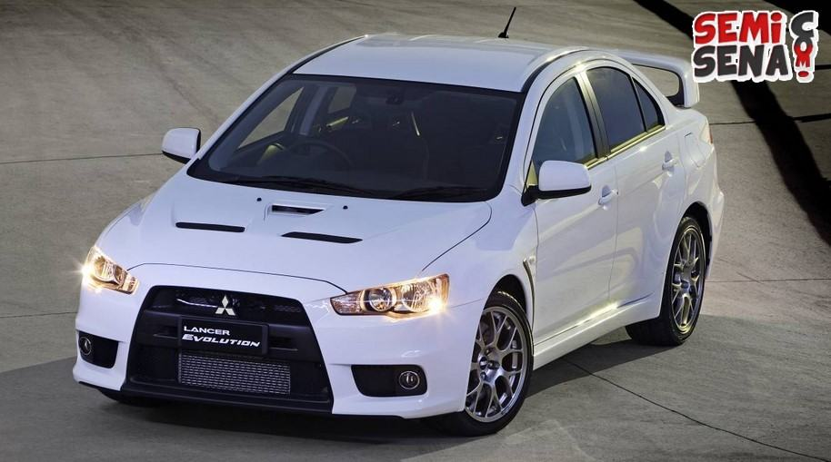 mitsubishi lancer special action model 2015