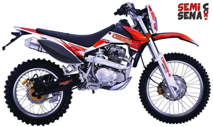 motor viar cross x200