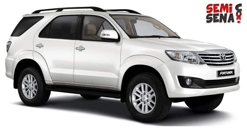 performa suv toyota fortuner