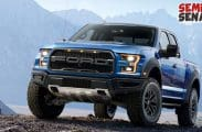 Ford F-150, Pick-up Bertenaga Raptor 600 HP!