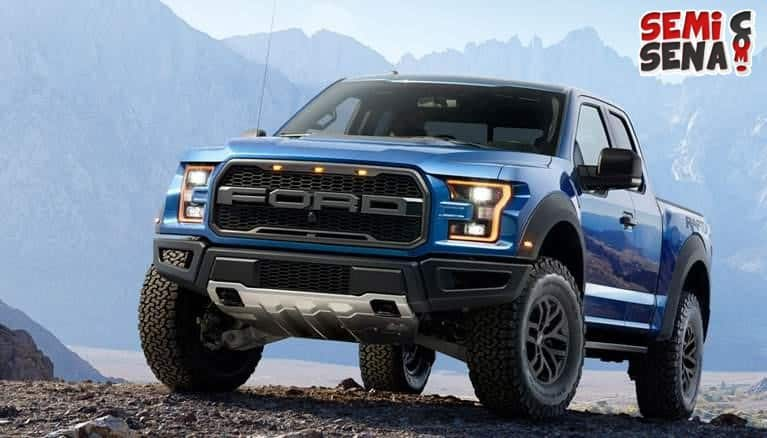 Ford F 150 Pick Up Bertenaga Raptor 600 Hp Semisena Com