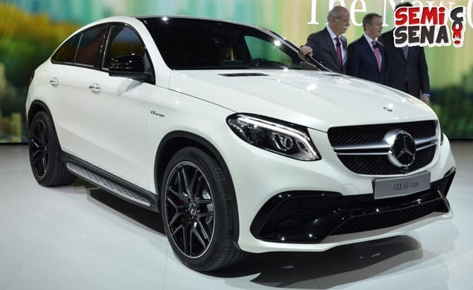 Mercy GLE 63 AMG Coupe Siap Bungkam BMW X6M