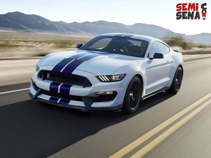 Shelby GT350R Mustang, Muscle Car Sejati!