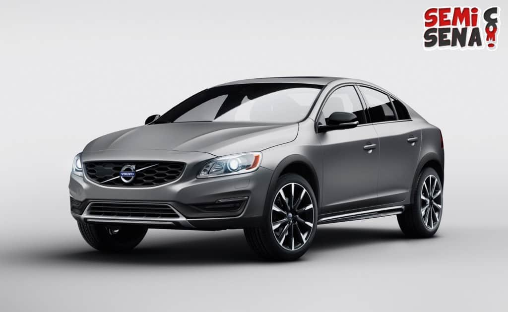 Volvo S60 Cross Country, Sedan Tangguh Dimedan Apapun