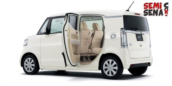 "All New Honda N-Box Slash Menjadi Rajanya ""Kei Car"""