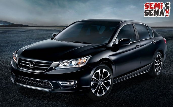 Honda Accord Sedan >> Harga Honda Accord Review Spesifikasi Gambar Oktober