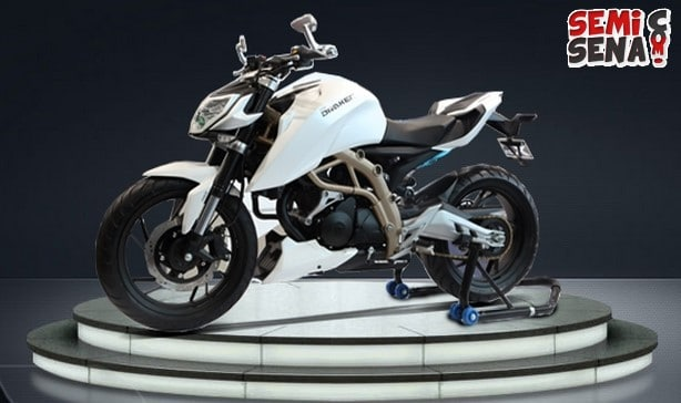 naked bike 300 cc bmw tvs