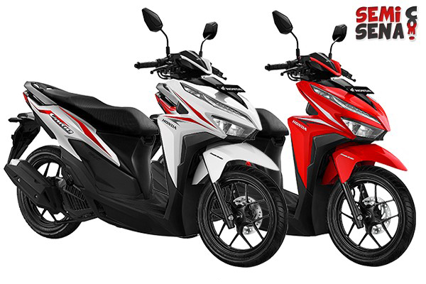 Review Honda Vario 125