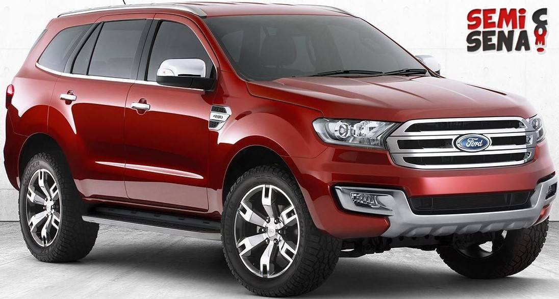 spesifikasi ford everest