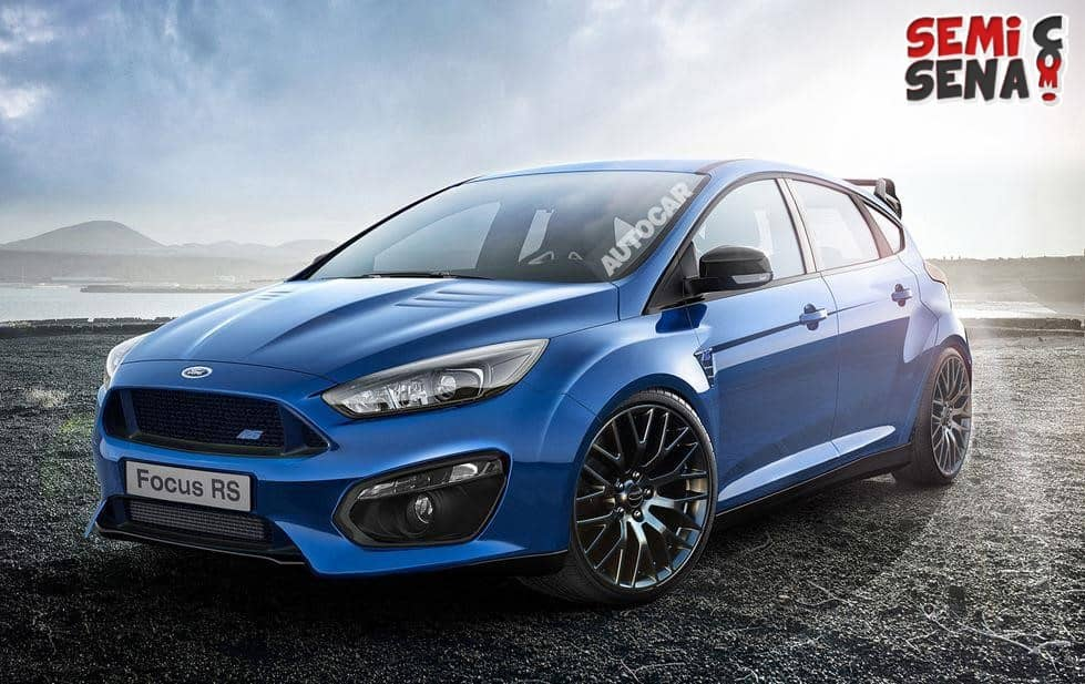 Ford Focus RS Terbaru