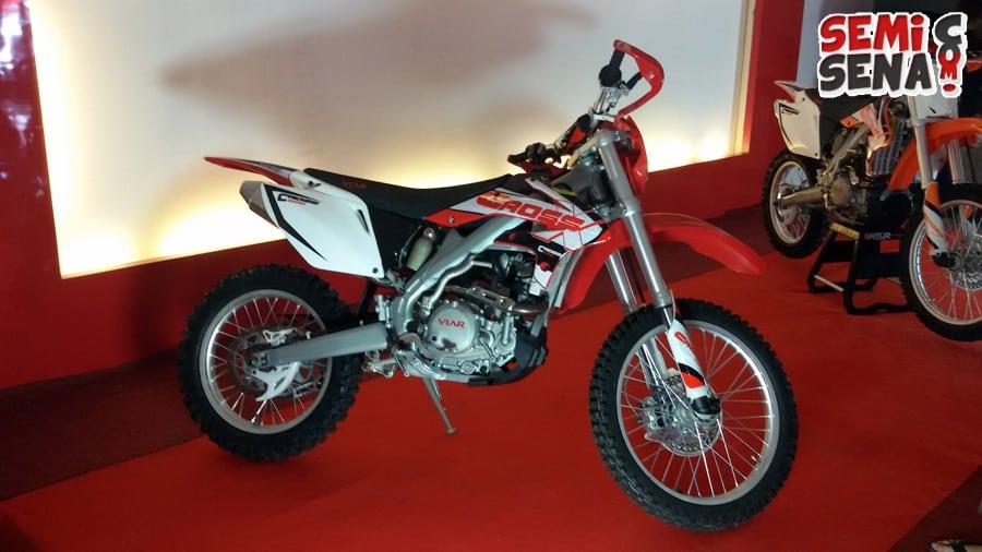 motor viar cross x 250