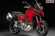 Throttle Bermasalah, Ducati Tarik Multistrada 1200