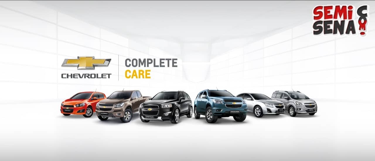 Chevrolet Complete Care, Layanan Khusus untuk Chevy Lovers