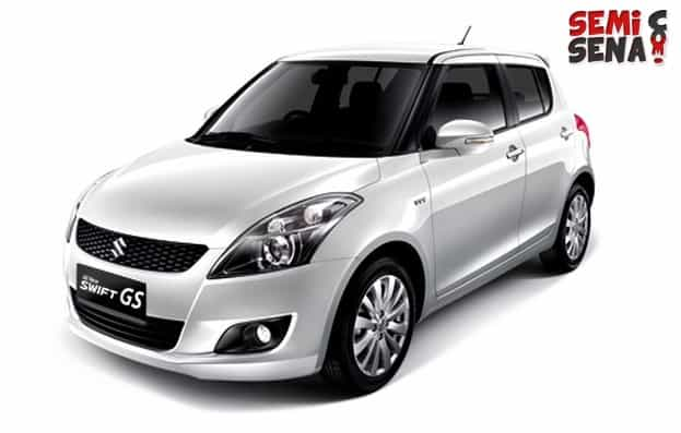 Suzuki All New Swift GS, Si Mungil Semakin Sporty