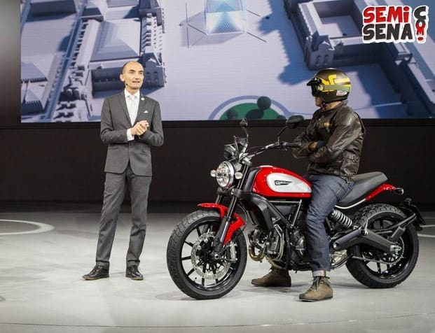 All New Scrambler Jadi Motor Terlaris Ducati