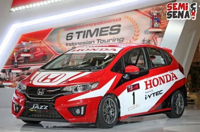 Honda Indonesia Hadirkan All New Jazz Versi Balap