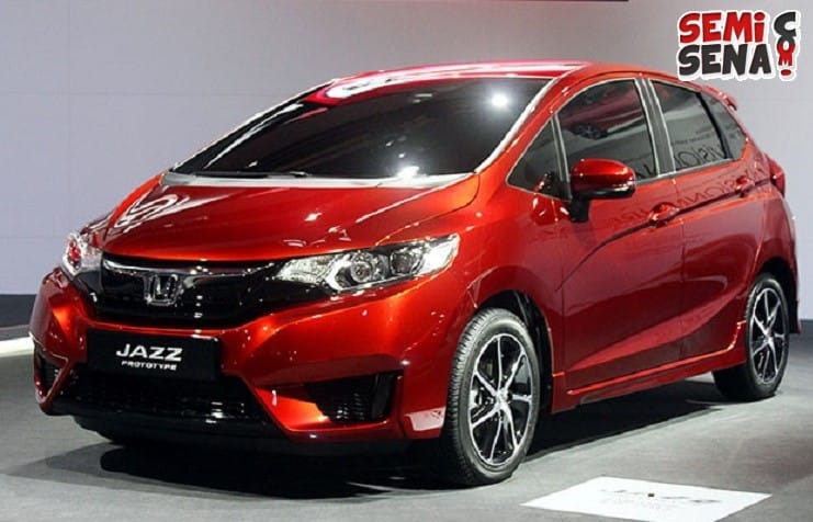 Eksklusif, All New Jazz RS CVT Limited Edition Hanya Ada 15 Unit