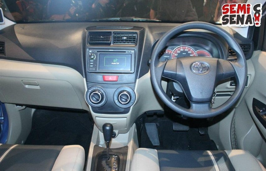 Yuk Intip Interior Grand New Veloz 1.5!
