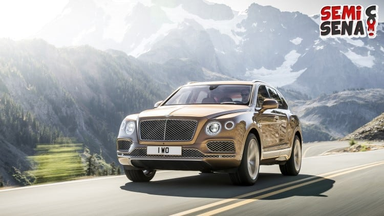 Bentley Gusur Mercedes-Benz Lewat Bentayga