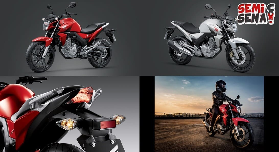 All New Honda CB Twister 250 Pengganti Sepadan Honda Tiger