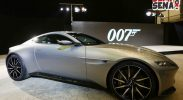 Aston Martin DB10 James Bond Bakal Jadi Mobil Super Langka?