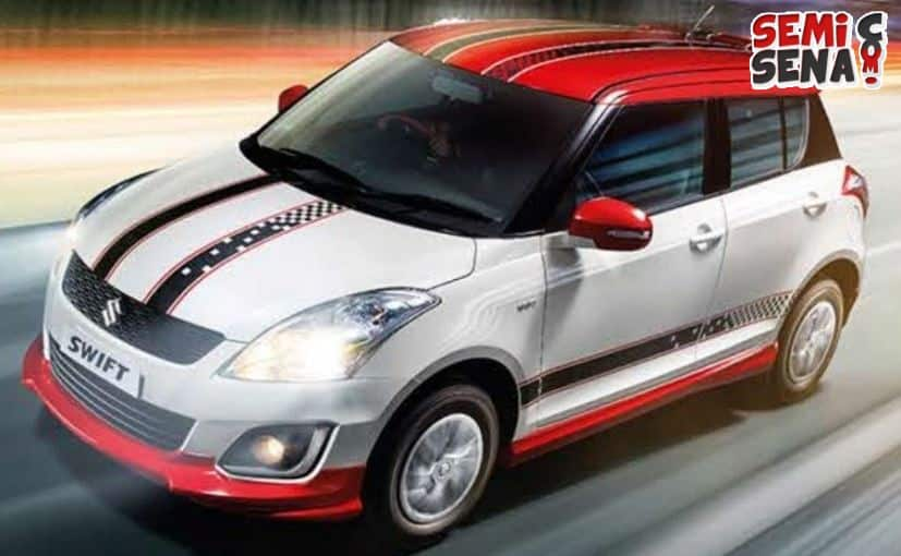 Suzuki Swift Glory Limited Edition Segera Mengaspal