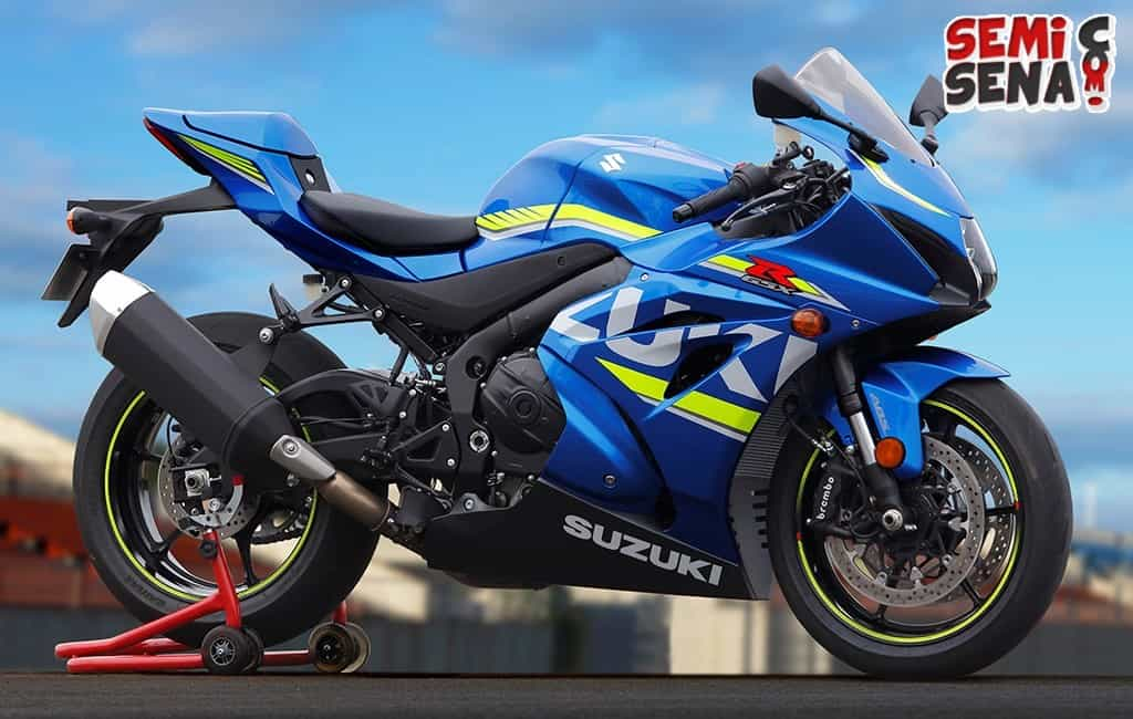 Suzuki All New GSX-R1000 Siap Ramaikan Pasar Superbike