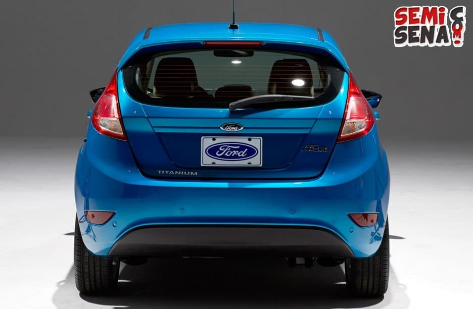 Review Ford Fiesta