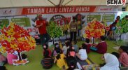 AHM Gelar Safety Riding Day 2015 di 8 Kota