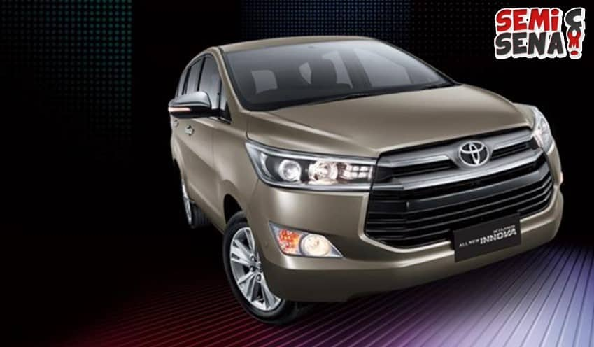 All New Kijang Innova, Mobil Anti Perokok