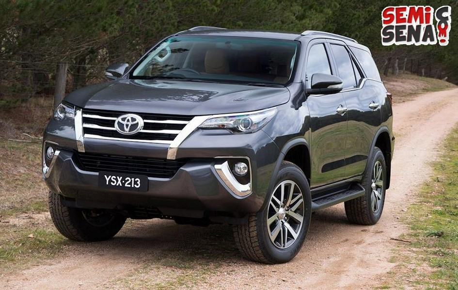 Wow, Harga All New Fortuner Paling Murah 442 Juta!!!