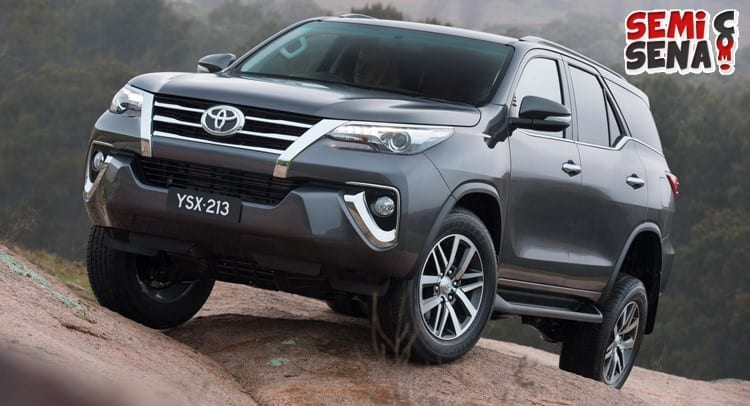 Siap-siap! All New Toyota Fortuner Dikabarkan Launching 22 Januari