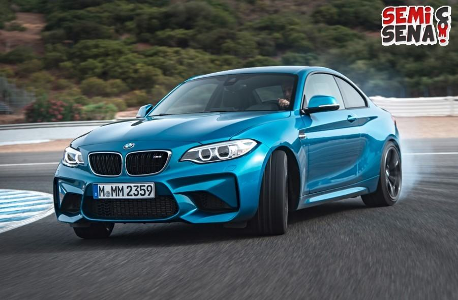 BMW Resmi Liris BMW M2 Coupe 2016